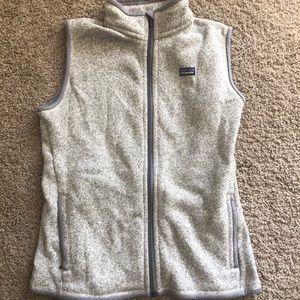 Grey Patagonia Women's Vest